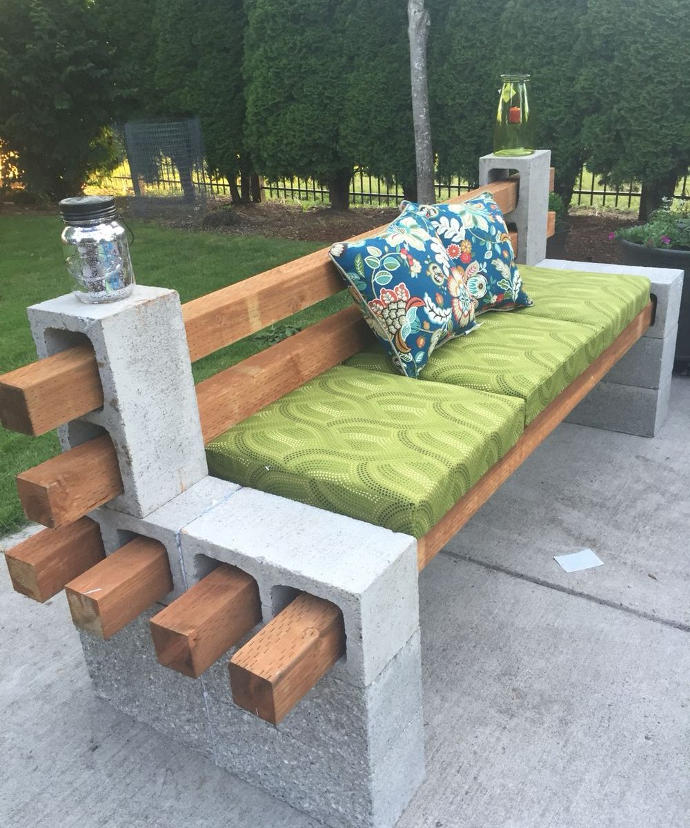 13 Diy Patio Furniture Ideas That Are Simple And Cheap Page 2 Of with Awesome in addition to Lovely cheap garden furniture regarding Residence