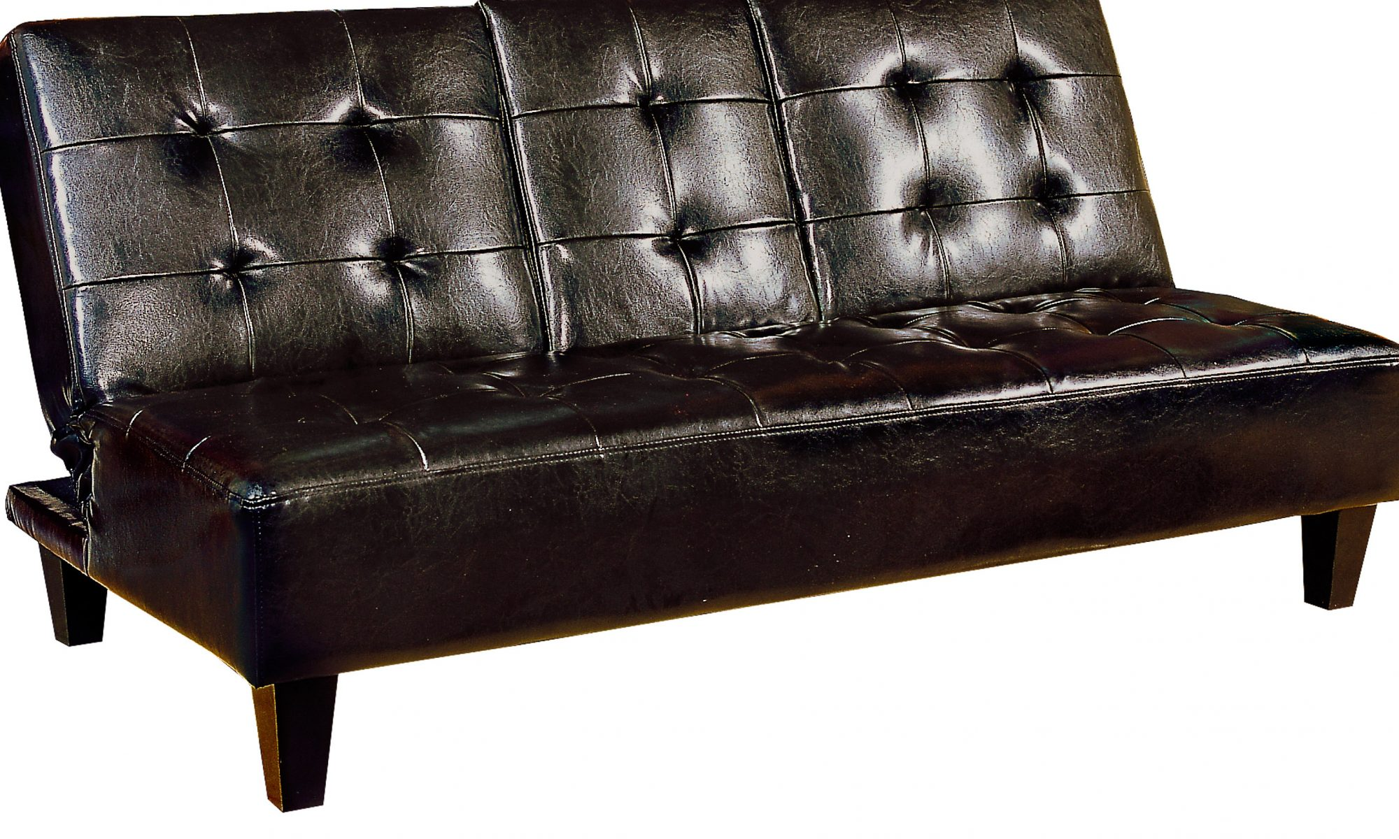24400 Bart Espresso Dark Brown Klik Klak Futon inside Furniture
