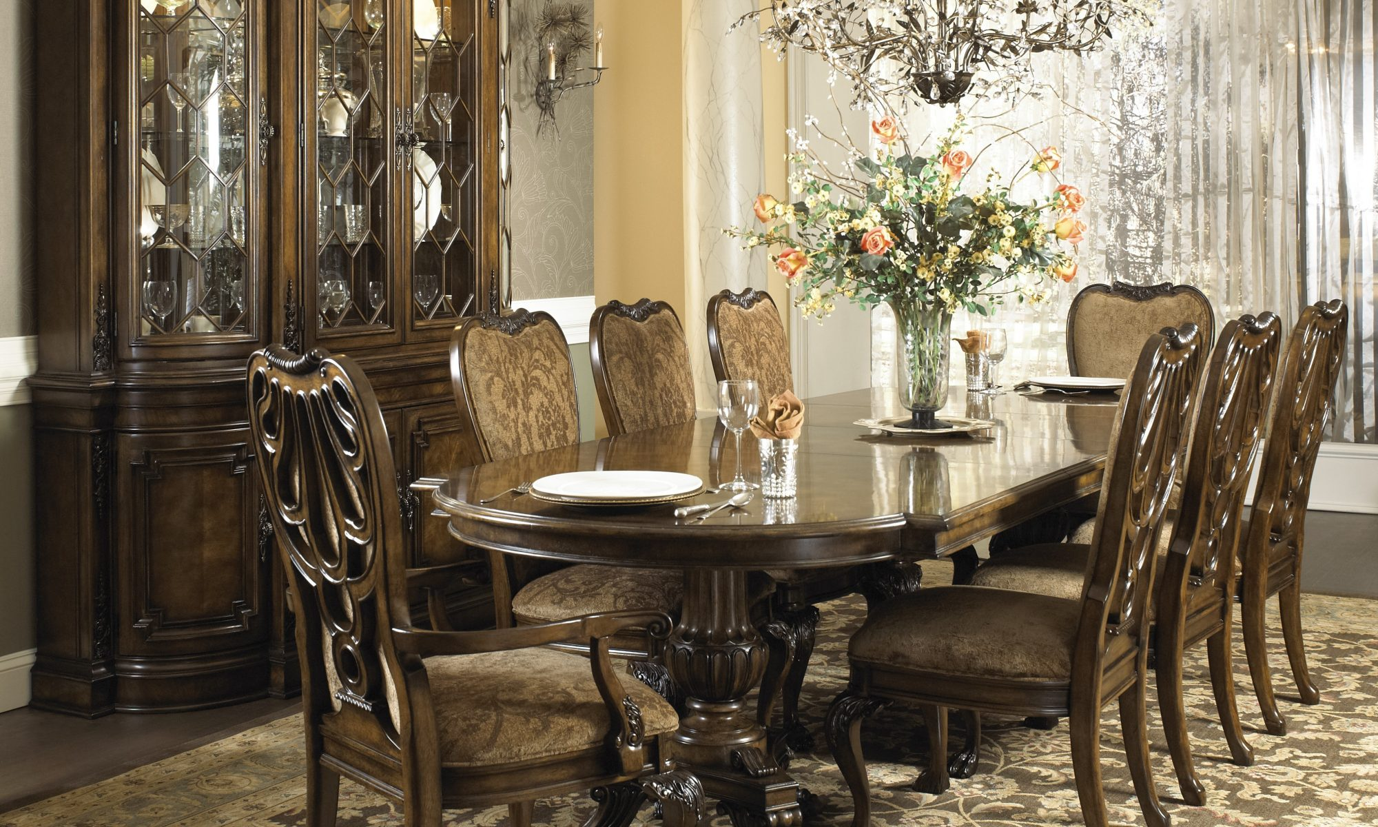 dining room sets buy the belvedere dining room set fine furniture design from wwwdining room sets