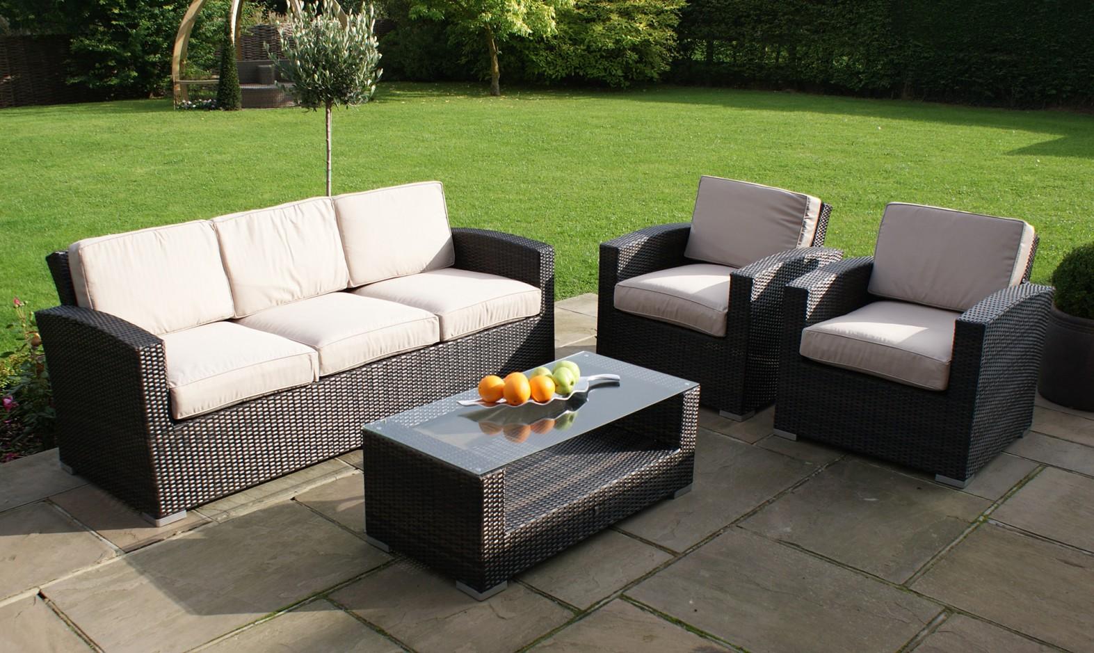 Floor Fascinating Rattan Garden Furniture 3 Header551 Rattan throughout rattan garden furniture
