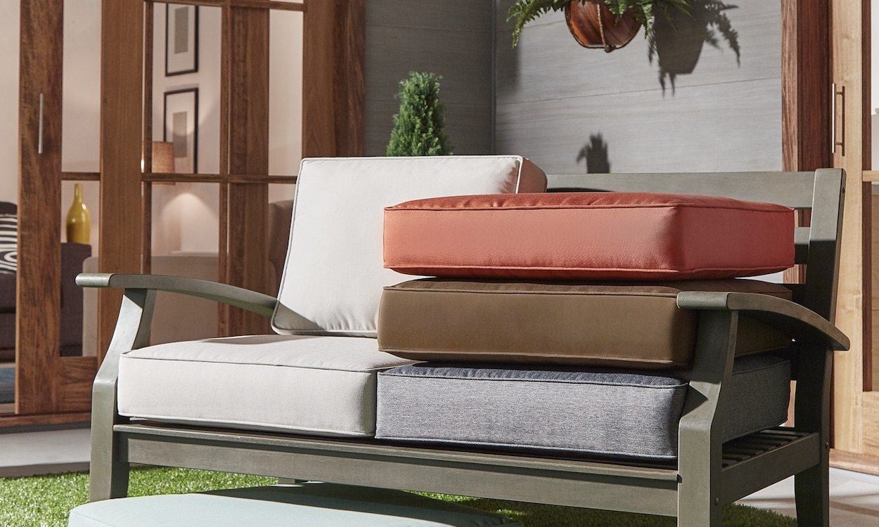 How To Buy Outdoor Furniture Cushions Overstock Tips Ideas intended for Outdoor Furniture Cushions