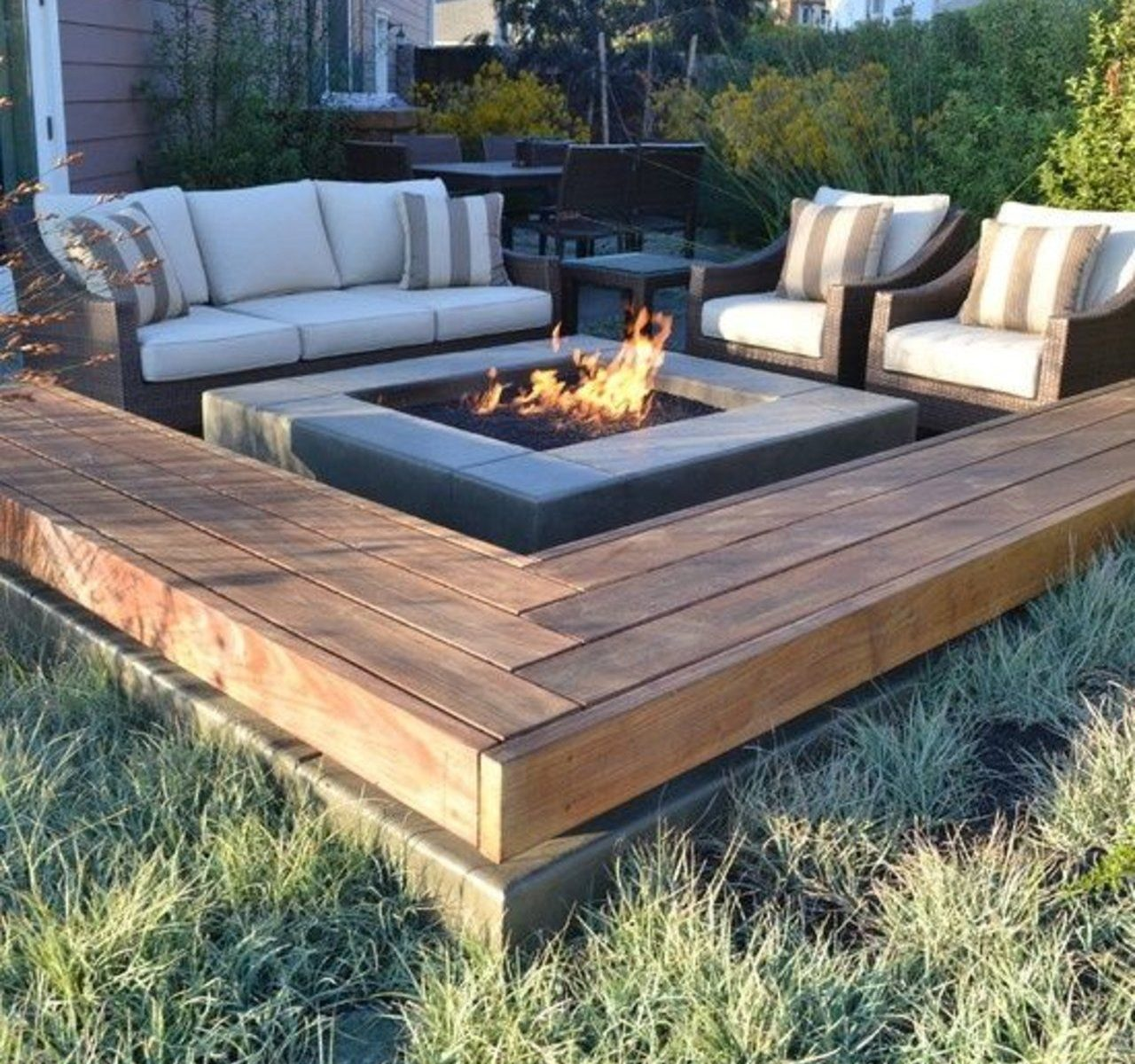 The Secrets To The Best Backyards On Pinterest Pinterest Outdoor with The Most Incredible  outdoor seating for Warm