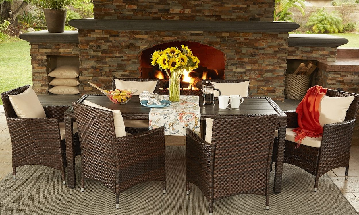 Tips On Shopping A Patio Furniture Clearance Sale Overstock regarding Patio Furniture Sale
