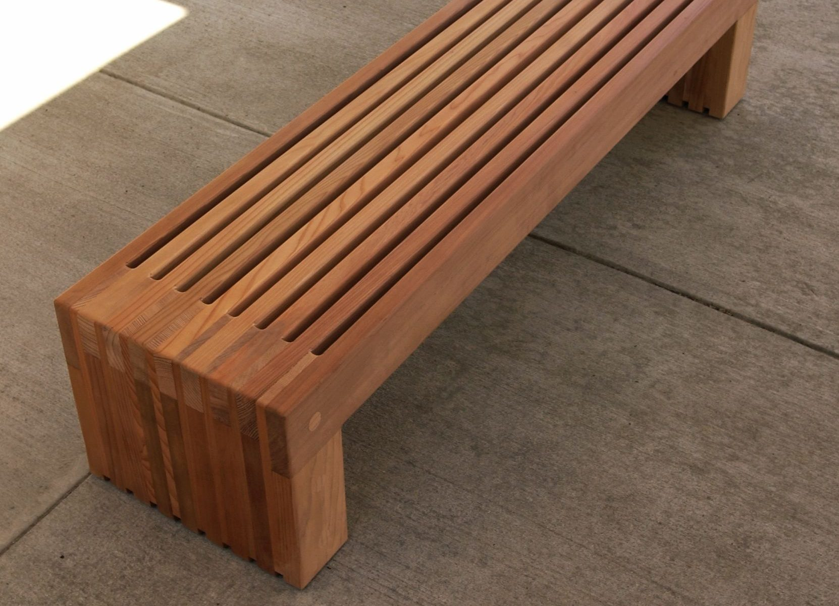 wooden benches summer is coming so you need a bench like this pinterest benchwooden benches