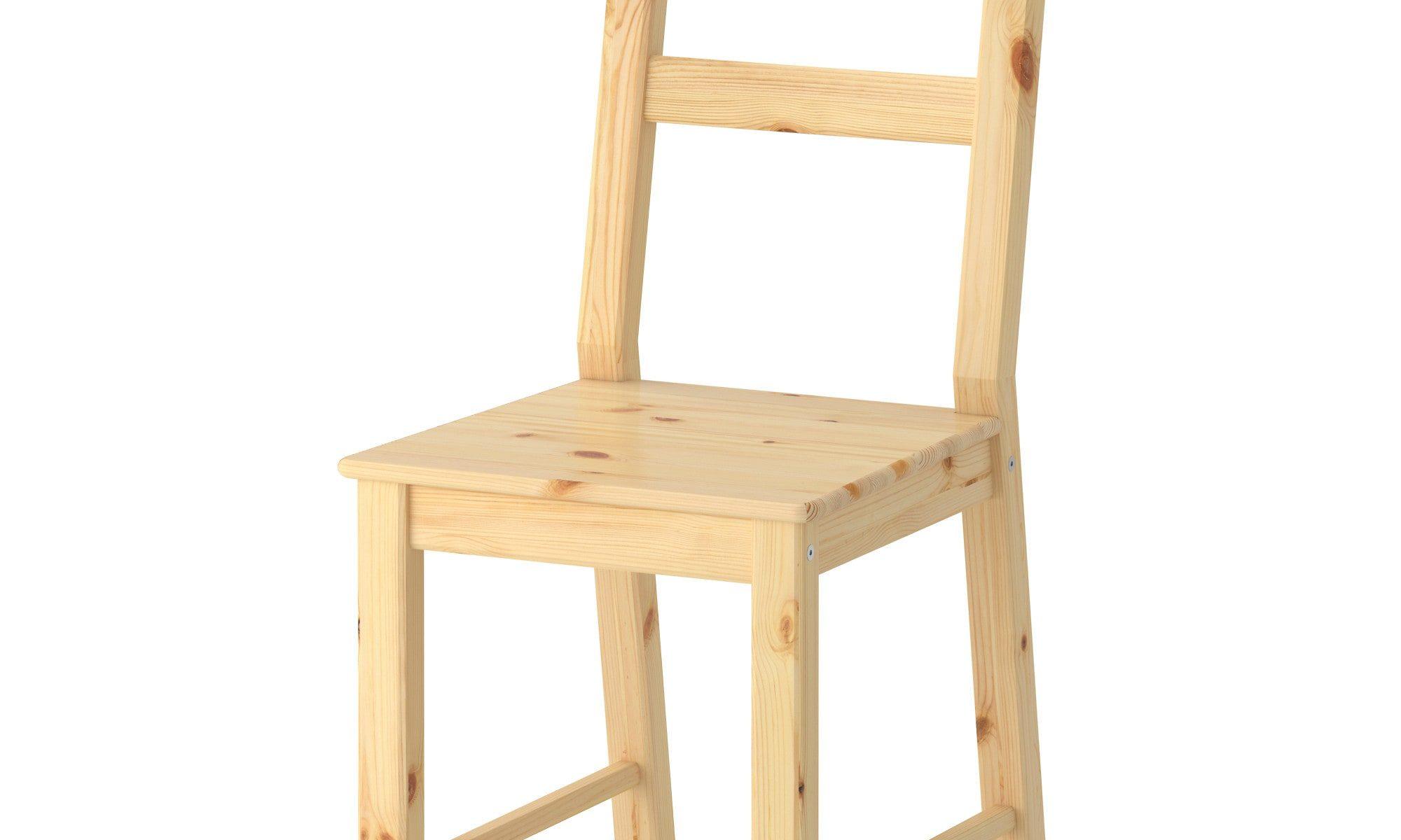 wooden chair ivar chair ikeawooden chair