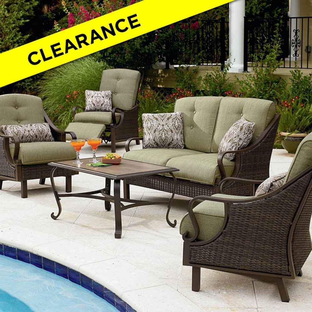 Patio Furniture Sets Clearance Ideas Pinterest Inside Garden